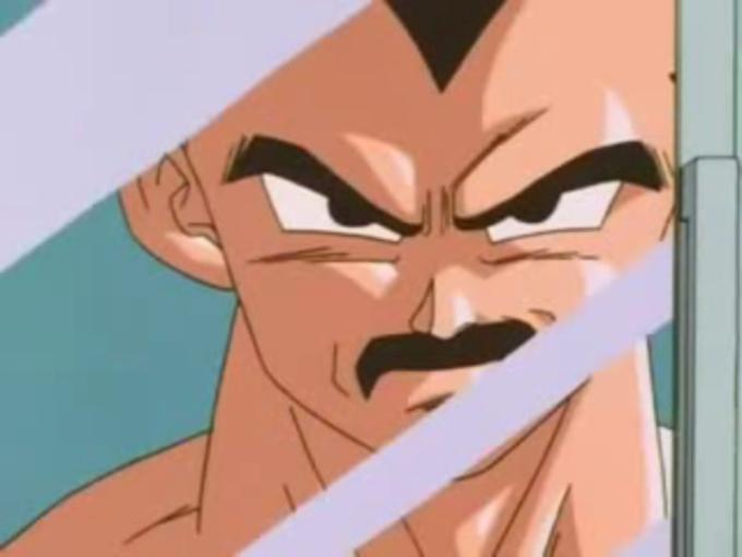 C'est une moustache