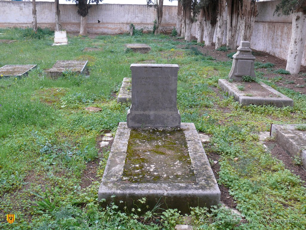 Tombe Auguste