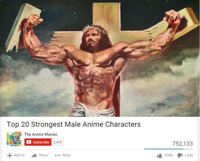 Watchmojo Jesus