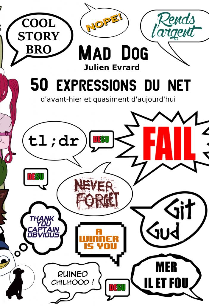 50 expressions du net couverture